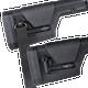 Magpul Industries, PRS GEN3 Precision-Adjustable Stock, Fully Adjustable, Fits AR-15/AR-10, Black - MAG672-BLK