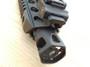 Phase 5 littleBOY Hex Brake .223 Rem/5.56 NATO AR-15 Muzzle Brake with Crush Washer 1/2x28 TPI - LITTLEBOY-556