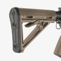 Magpul MOE Carbine Stock, Fits AR-15 Mil-Spec, FDE Polymer - MAG400FDE