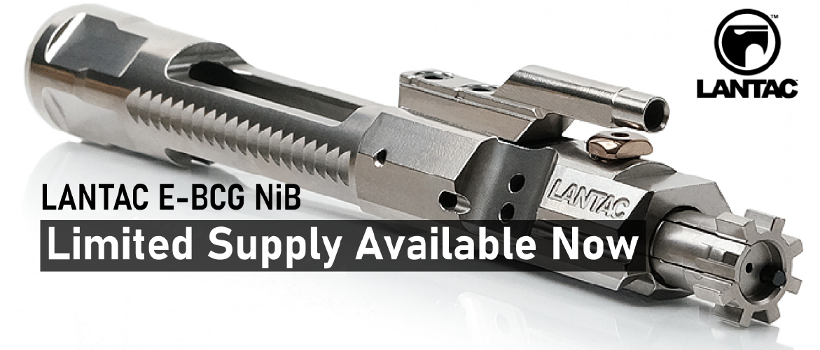 LANTAC E-BCG NiB Limited Supply Available Now
