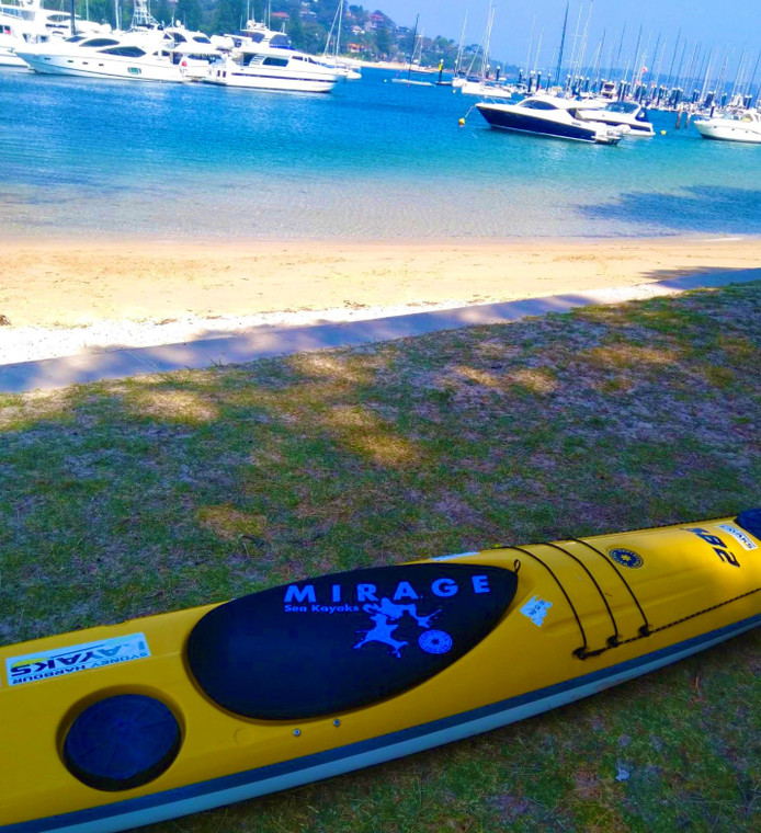 Mirage Sea Kayaks Neoprene Cockpit Cover / AUSTRALIAN MADE