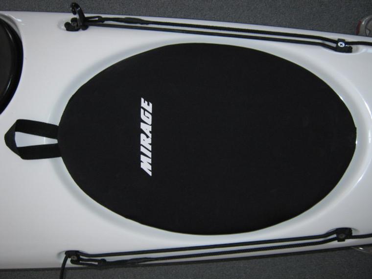 Neoprene REAR Oval Hatch Cover - Super Seal