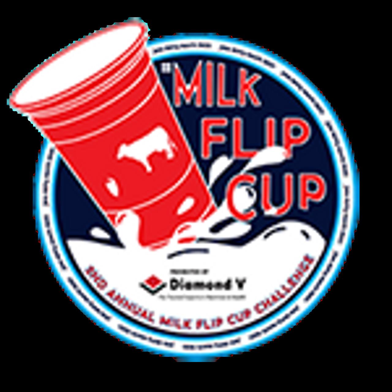 Milk Flip Cup