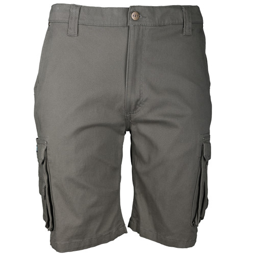 Cargo Pocket Short Flex Twill Reinforced Front Pockets