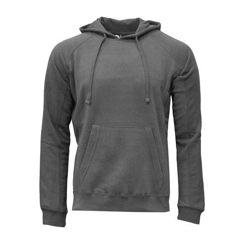 Men's Fleece Pullover Hoodie Ultra-Soft Cotton Polyester Kangaroo Pocket