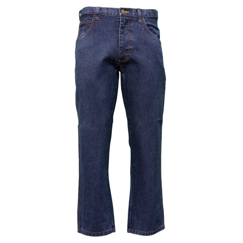 flame resistant 5-pocket jean relaxed fit contrast stitching nfpa 2112 certified