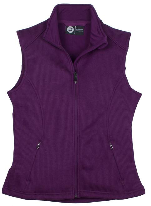 Women's Marmaton Vest Knit Zip Front