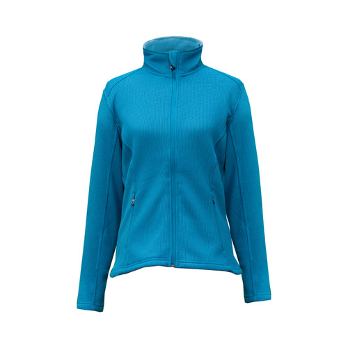 Marmaton Jacket Polyester Shell Fabric Bonded Fleece Lining Concealed Side Seam Pockets