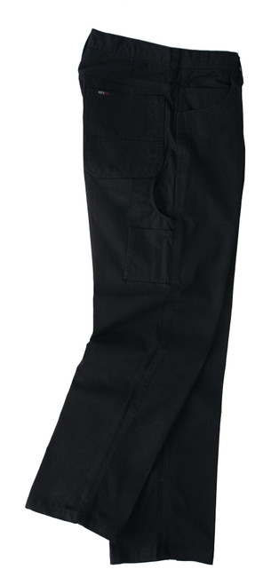 FR Duck Dungaree NFPA 2112 Cotton High Tenacity Nylon Relaxed Fit Reinforced Front Pocket HRC Level 2 ARC Rating 11.9 NFPA 2112 Certified