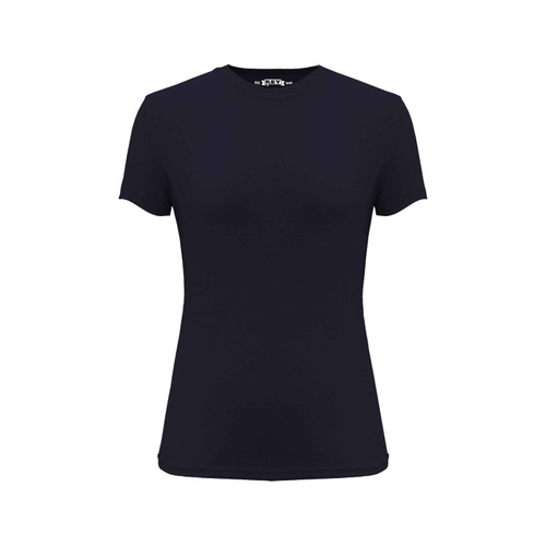 Women's Liberty Tee Cotton Polyester Crew Neck Taped seams