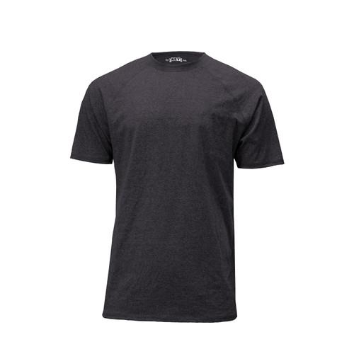 mens kore tee t-shirt shirt crew neck raglan sleeves cotton polyester