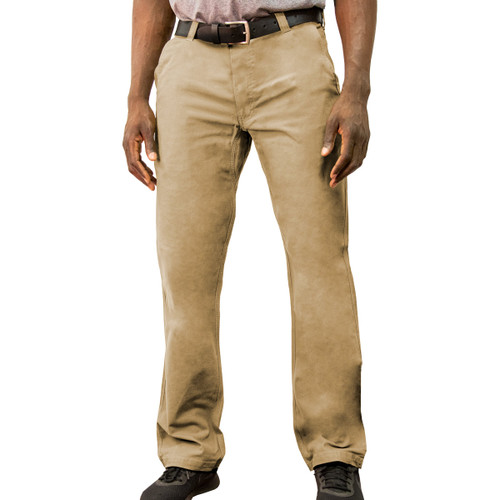 bowman flex pant relaxed fit oversized pockets gusseted crotch cotton spandex
