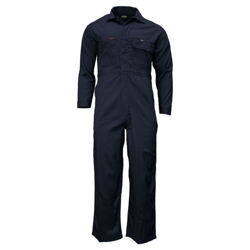 Flame Resistant Contractor Unlined Coverall