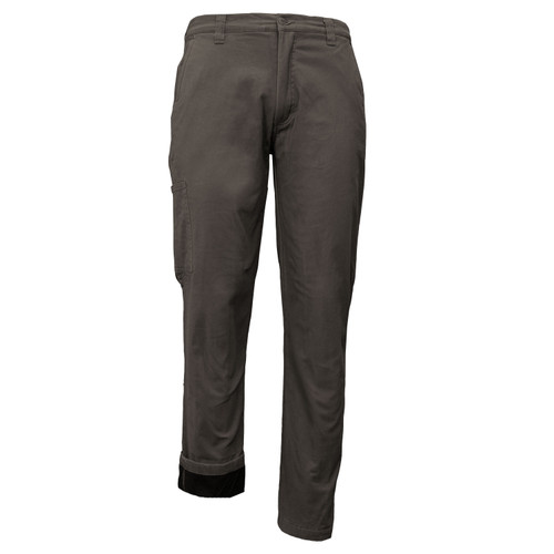 fleece lined shield flex pant cotton spandex polyester relaxed fit Polar King