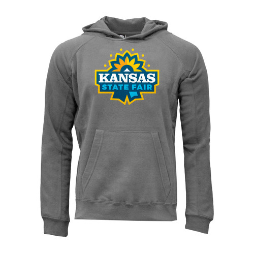 Kansas State Fair Hoodie Unisex Ultra-Soft Cotton Polyester Kangaroo Pocket
