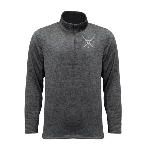 Men's NYFG Logo Dynasty Quarter Zip Pullover
