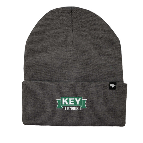 KEY Logo Beanie Watch Cap Acrylic Knit Thinsulate Insulation