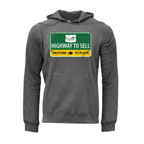 Peterson Highway to Sell Hoodie Unisex Ultra-Soft Cotton Polyester Kangaroo Pocket
