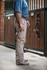 Foreman Pant Cotton Rip Stop Washed Relaxed Fit Lightweight Utility Pocket Reinforced Pockets