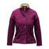 Berber Lined Quilted Jacket Mid-weight Twill Shell Spandex Fleece Welted Pockets Snap Closure Stand Up Collar Taffeta