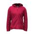 Women's Insulated Fleece Lined Hooded Jacket Cotton Duck Fleece Lining Interior Pockets Heavy-Duty Zipper