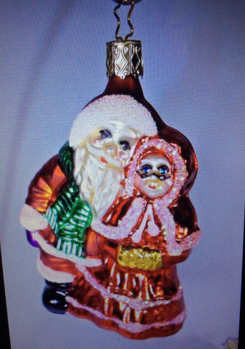 Vintage*** Mr and Mrs St. Nick