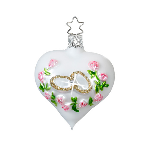 Wedding Heart With Rings