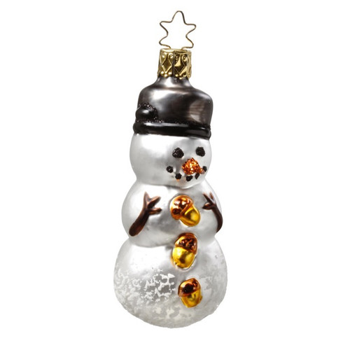 Snowman - Dressed to the Nuts