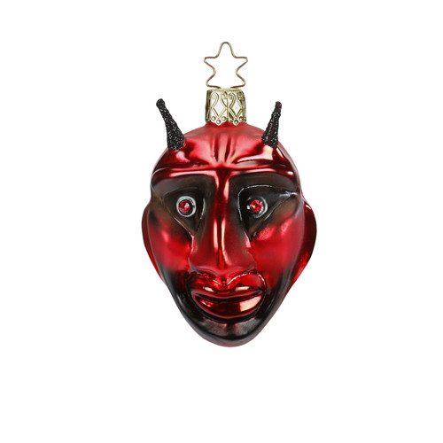 Krampus Head