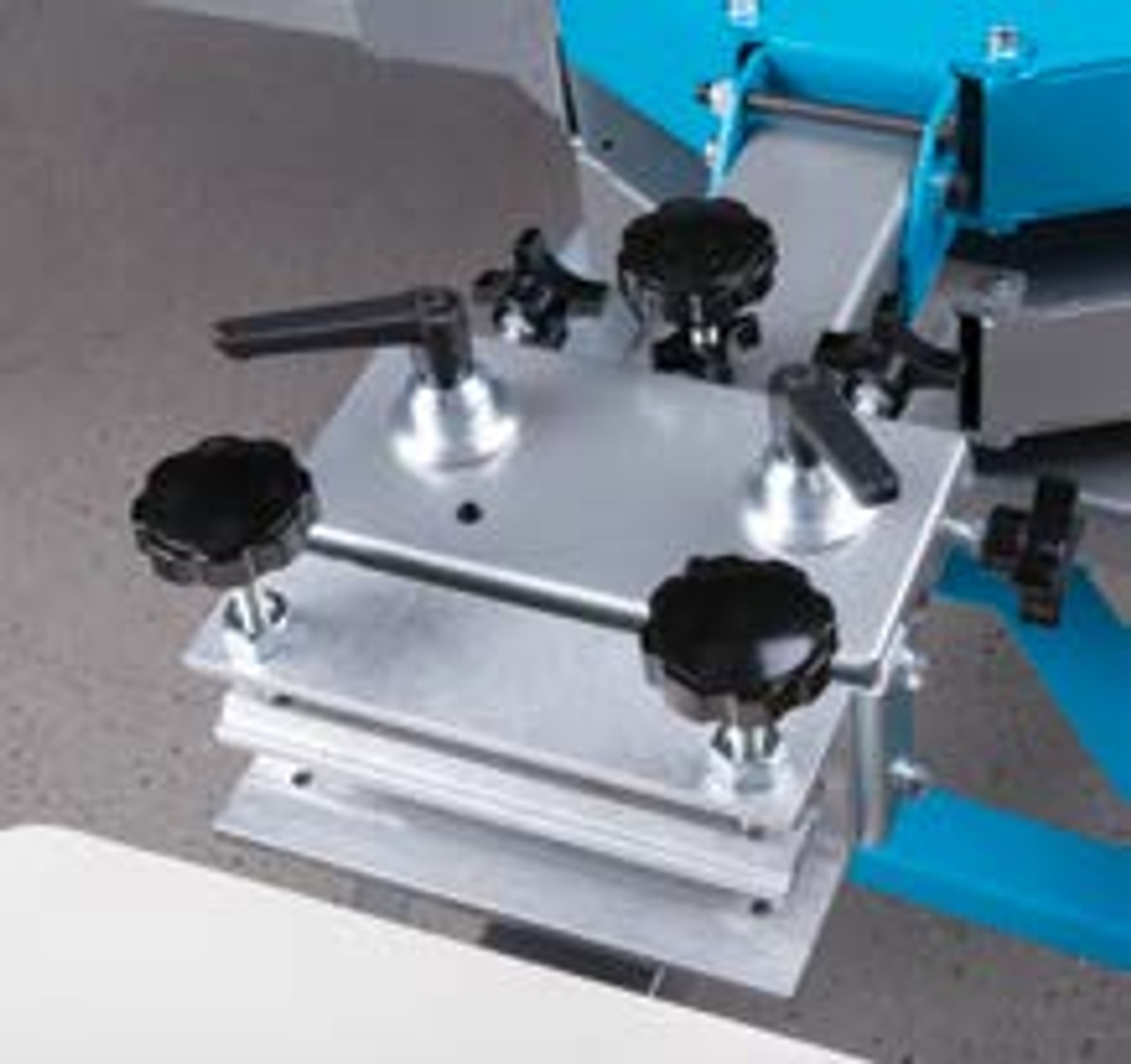 Workhorse Odyssey Bench Top Manual Press