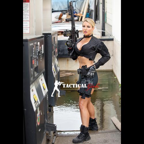 91 Jessica LANTAC Raven Custom