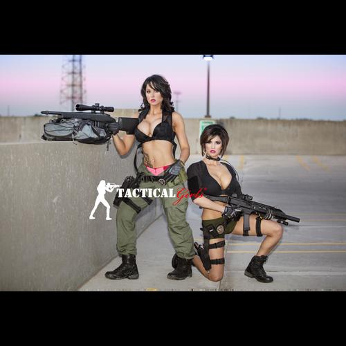 P88A Erika Emili CZ557 Counter Sniper