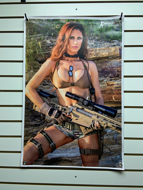LTD 20X30 Kasandra TAC-50 Ships U.S./APO/FPO and Internationally