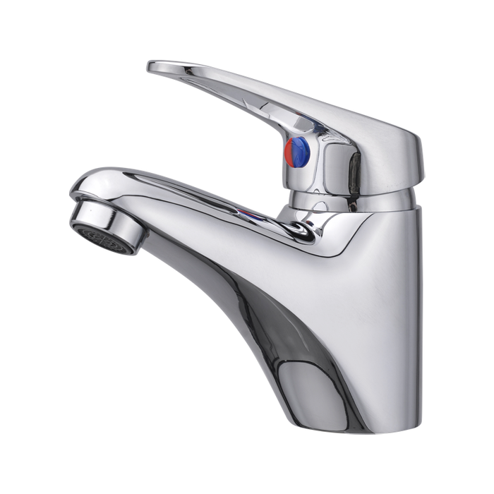 WELS 4 Star 7.5L/min 35mm Cast Basin Mixer