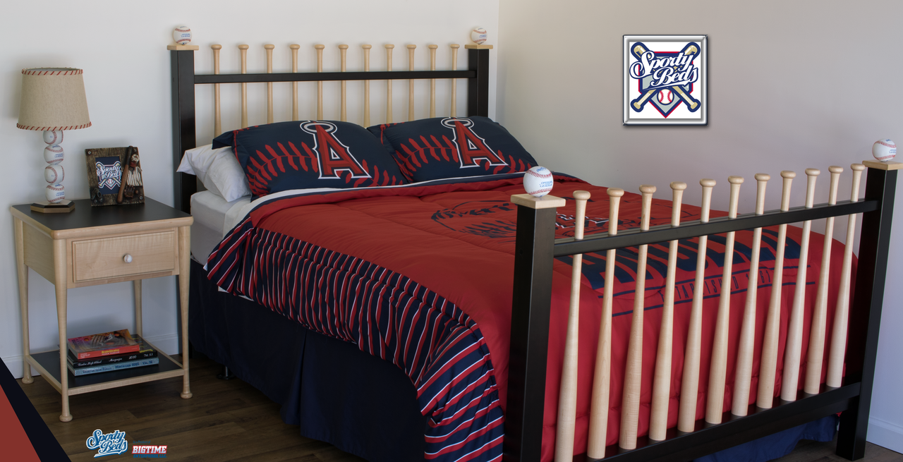 Grandslam 3 Piece Baseball Bedroom Set / Sporty Beds