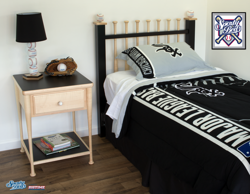 Twin Grand Slam Baseball Headboard / Sporty Beds