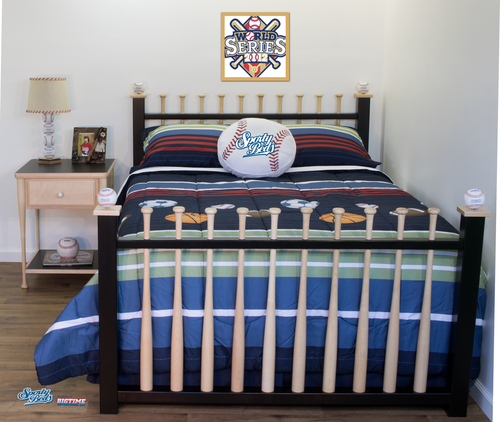 Grand Slam Full - 2 Pc Headboard & Foot-board Set