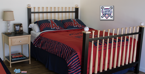 Grand Slam 3 Piece Bedroom Set / Sporty Beds