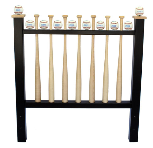 Grand Slam BIG LEAGUE Edition Twin Headboard by Sporty Beds