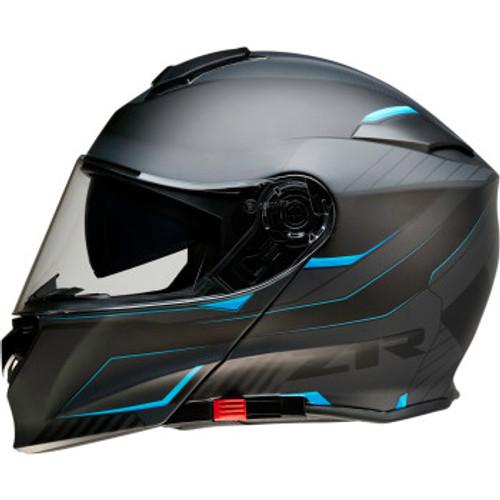 Solaris Modular Scythe Helmet Black/Blue