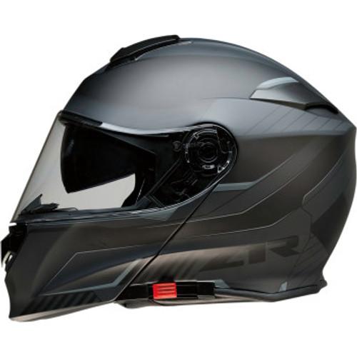 Solaris Modular Scythe Helmet Black/Grey