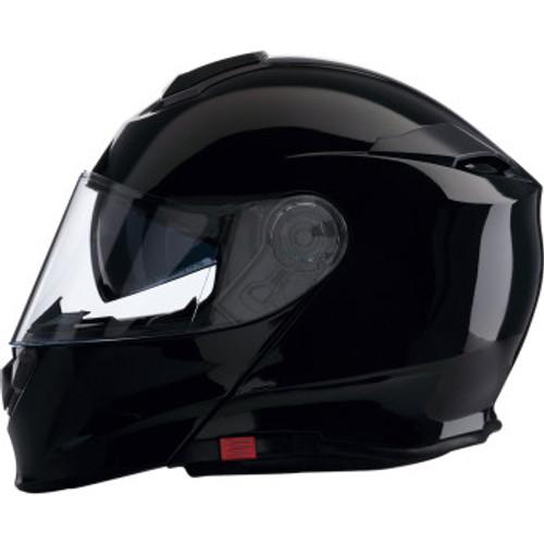 Solaris Modular Helmet - Black