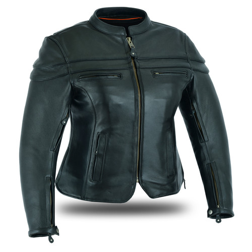 Café Racer Full Grain Leather