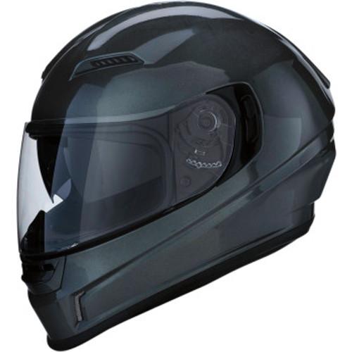 Jackal Solid Helmet Titanium