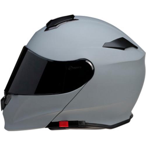 Solaris Modular Smoke Helmet Primer Gray
