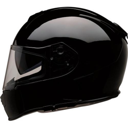 Warrant Helmet Black