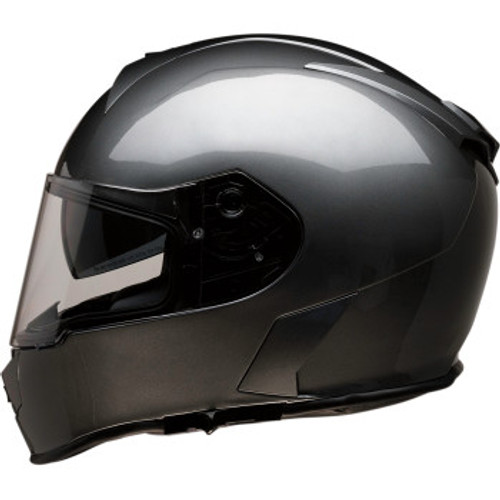 Warrant Helmet Dark Silver