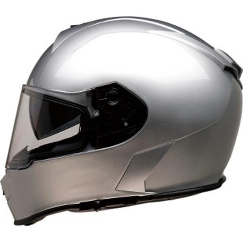 Warrant Helmet Silver