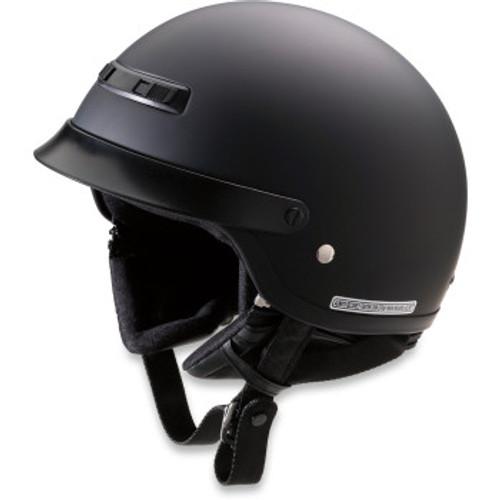 Nomad Solid Helmet Flat Black