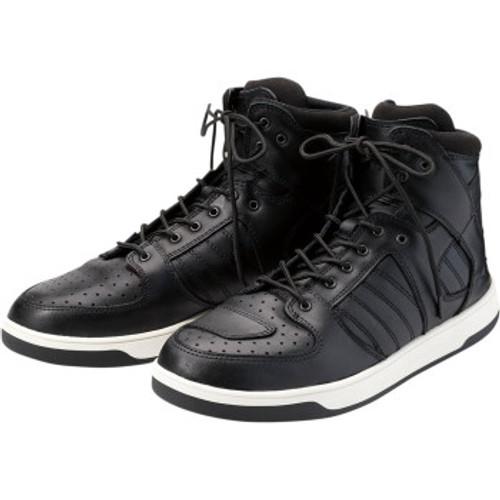 Frontline Boots Black